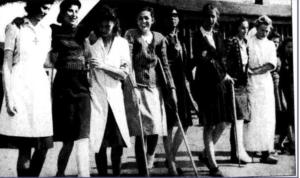 Lezing Samenzweersters, Poolse vrouwen in het verzet 1939 – 1945 (HKK Made - Drimmelen)