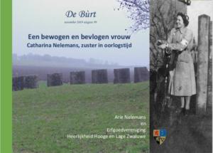 Bùrt 99 – Thema nummer Catharina Nelemans, zuster in oorlogstijd