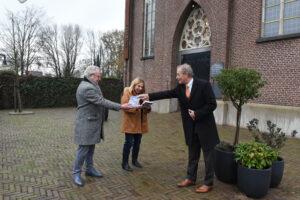 Themaboekje Winkels & Cafés van Erfgoed vereniging Heerlijkheid Hooge en Lage Zwaluwe